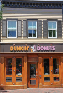 Maritime Coffee Time Dunkin Donuts West St. Annapolis